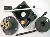 Precision Machined Plastic Components